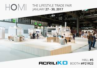 We Look Forward To Seeing You At HOMI In Milan